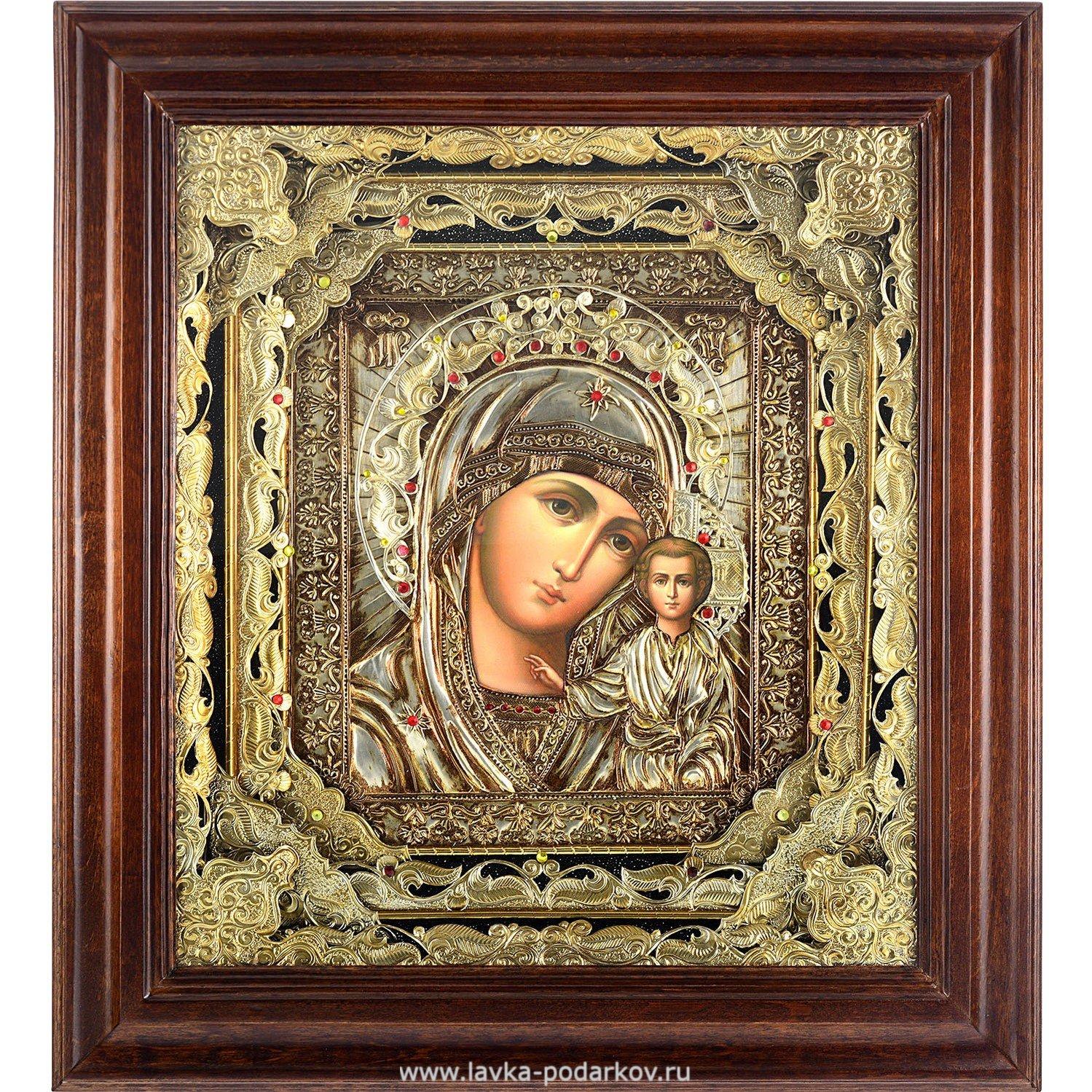янтовская мария иконы казанской фото было