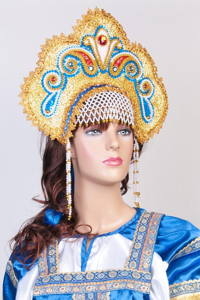 самозапись, плетение головного кокошника русского народного костюма можно поехать