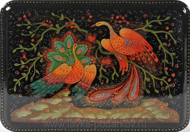 Лавка открыток жар-птица