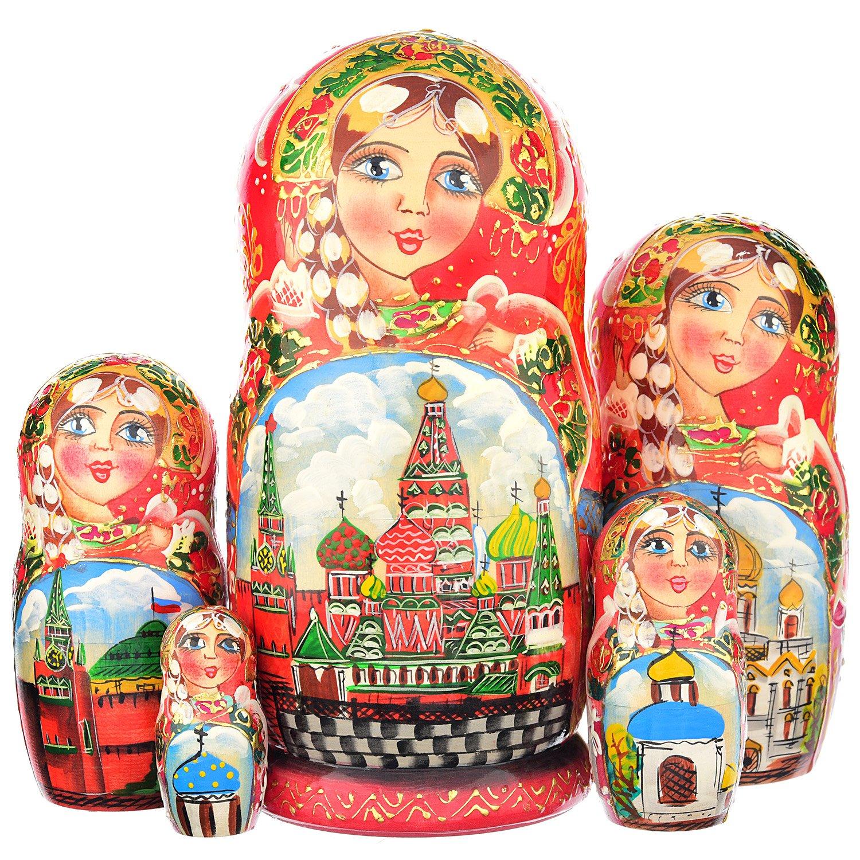 матрешка магазин в москве
