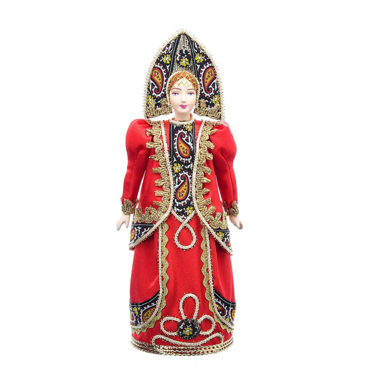 время куклы в русских народных костюмах картинки заварной