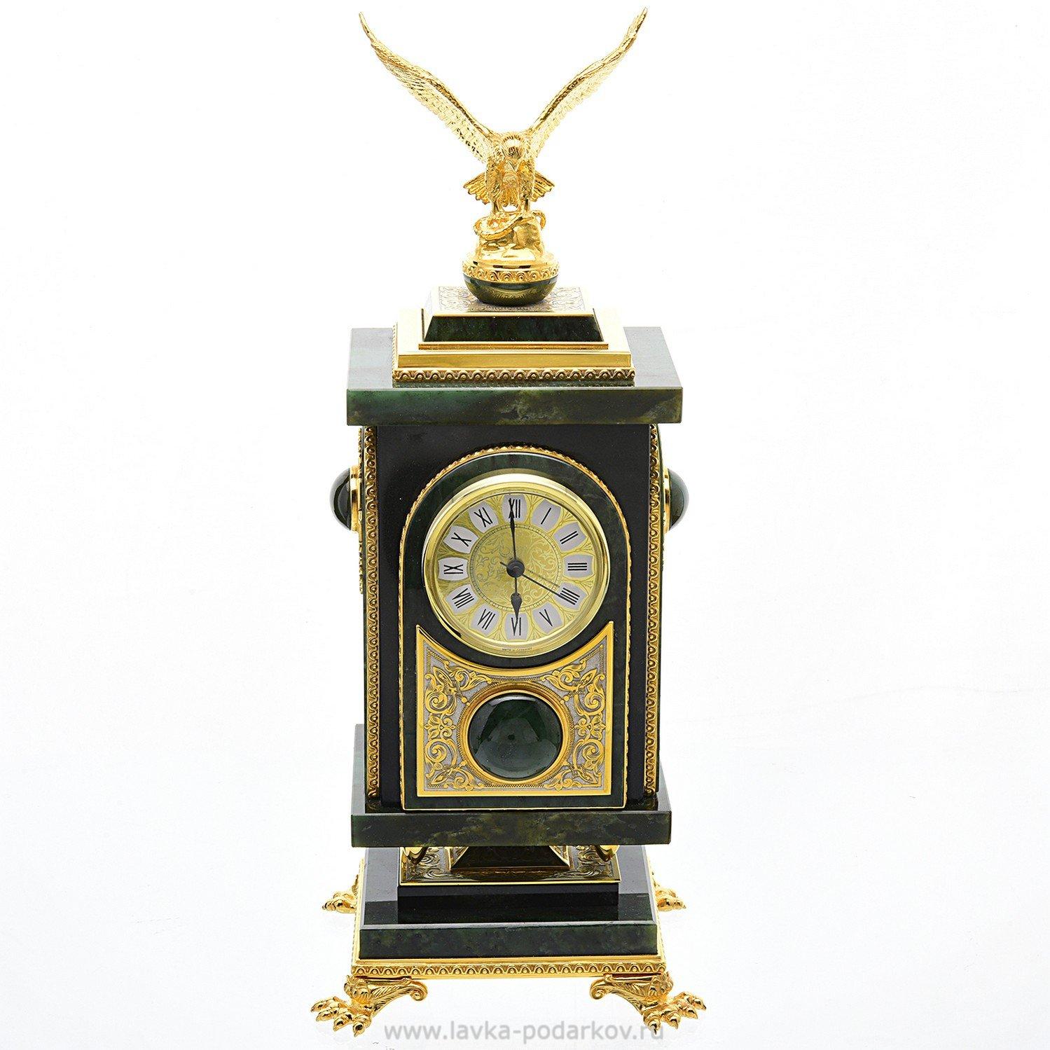 467697e0 Часы каминные