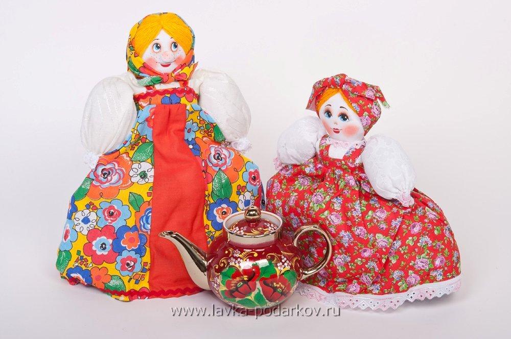 куклы на чайник фото