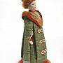 """Кукла """"Боярыня в зимней одежде"""", арт. 8216378 — 1300 руб ..."""